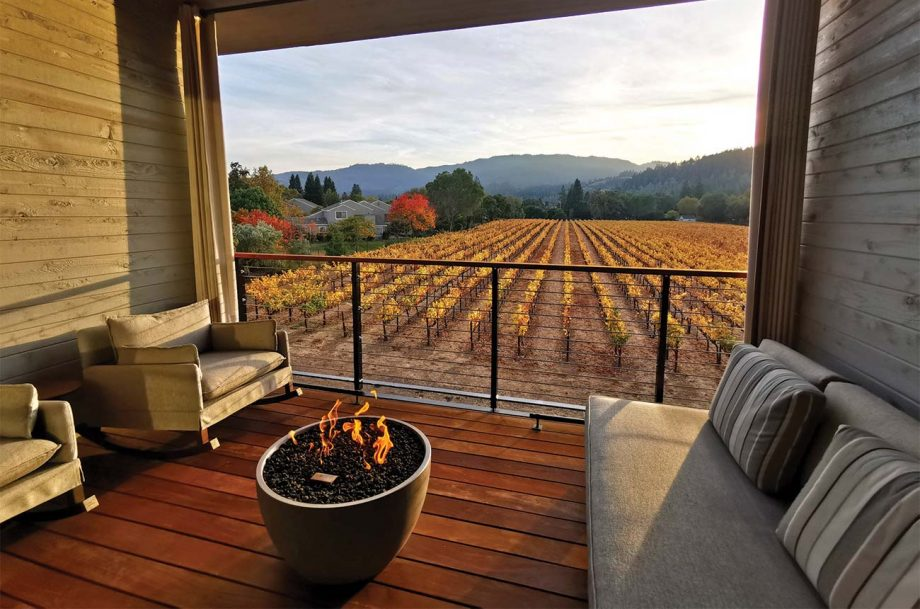 Where to stay Napa