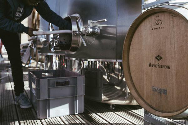 ДВД винарија Ајфелова кула