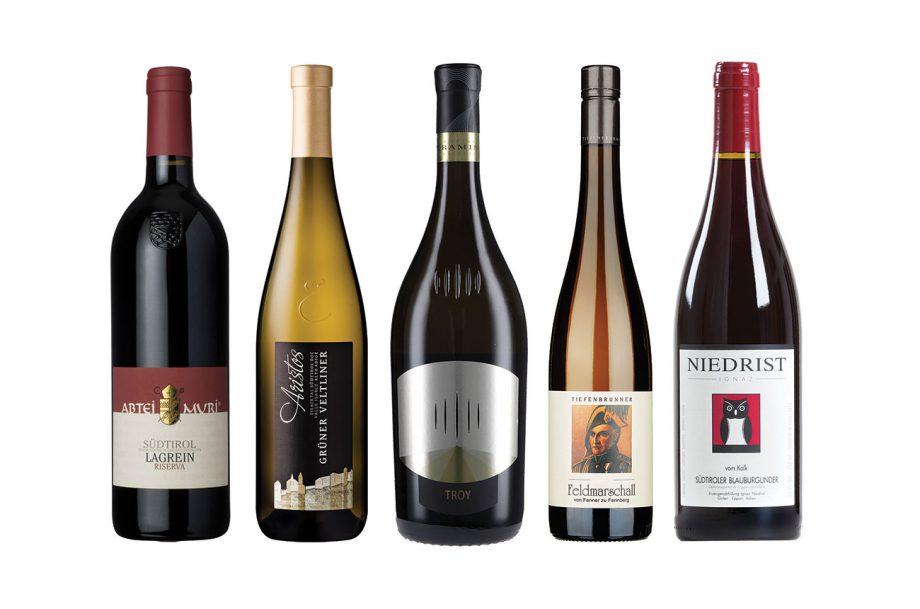 Alto Adige wines