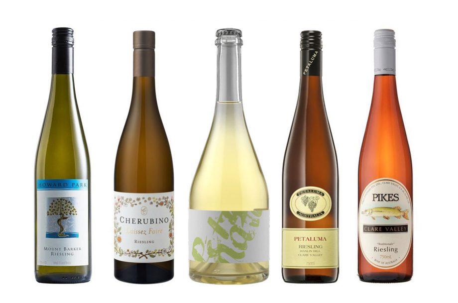 Australian Riesling wines