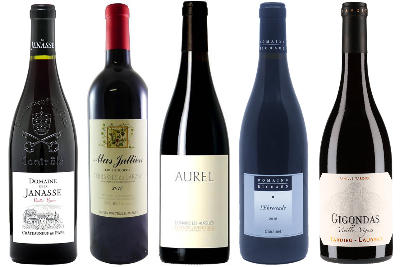 Languedoc-Roussillon v Southern Rhône: Top wines compared - Decanter