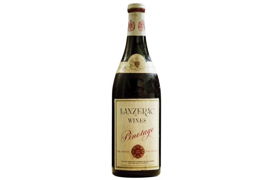 Lanzerac Pinotage 1959