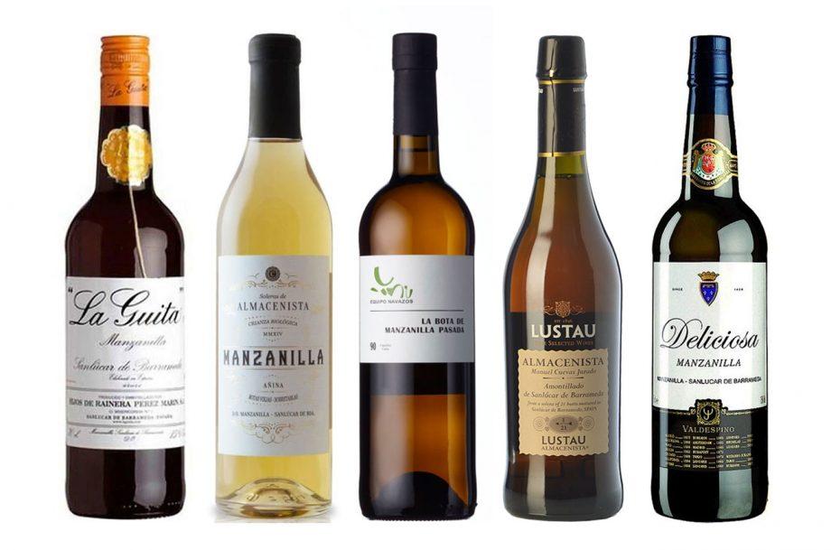 Manzanilla wines