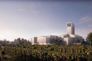 Beijing wine museum
