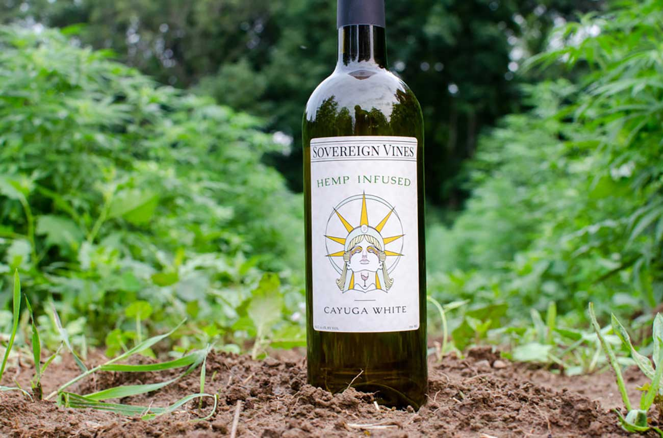 Hemp-infused wine producer to close after US regulators intervene - Decanter