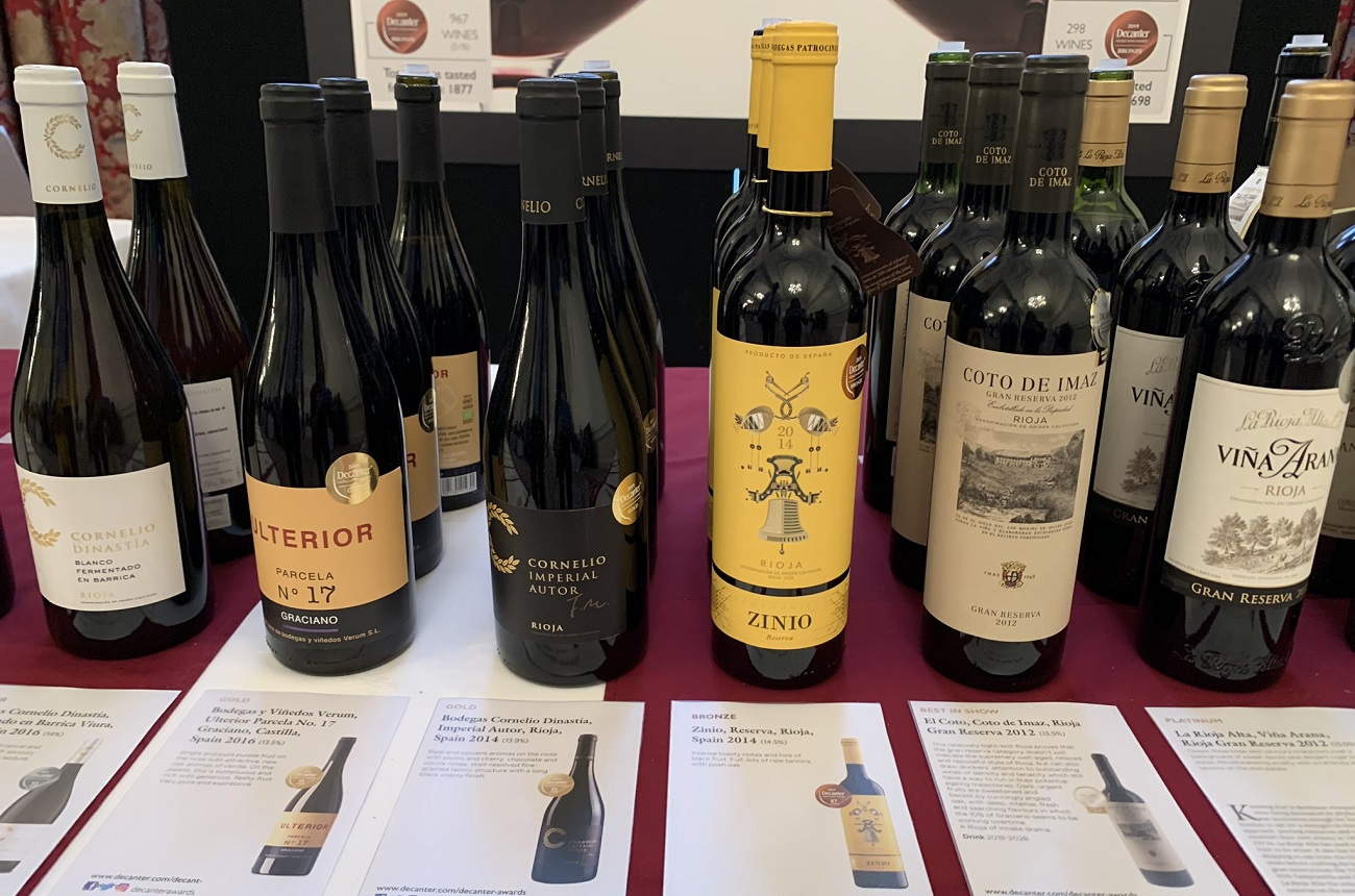 DWWA at the Spain & Portugal Fine Wine Encounter - Decanter