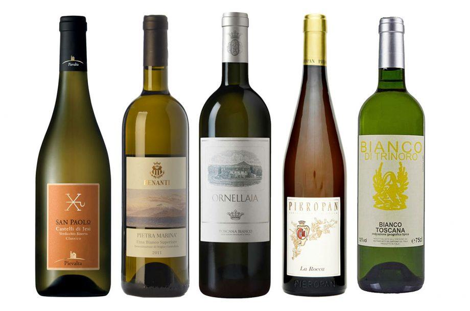 ageing italian white wines