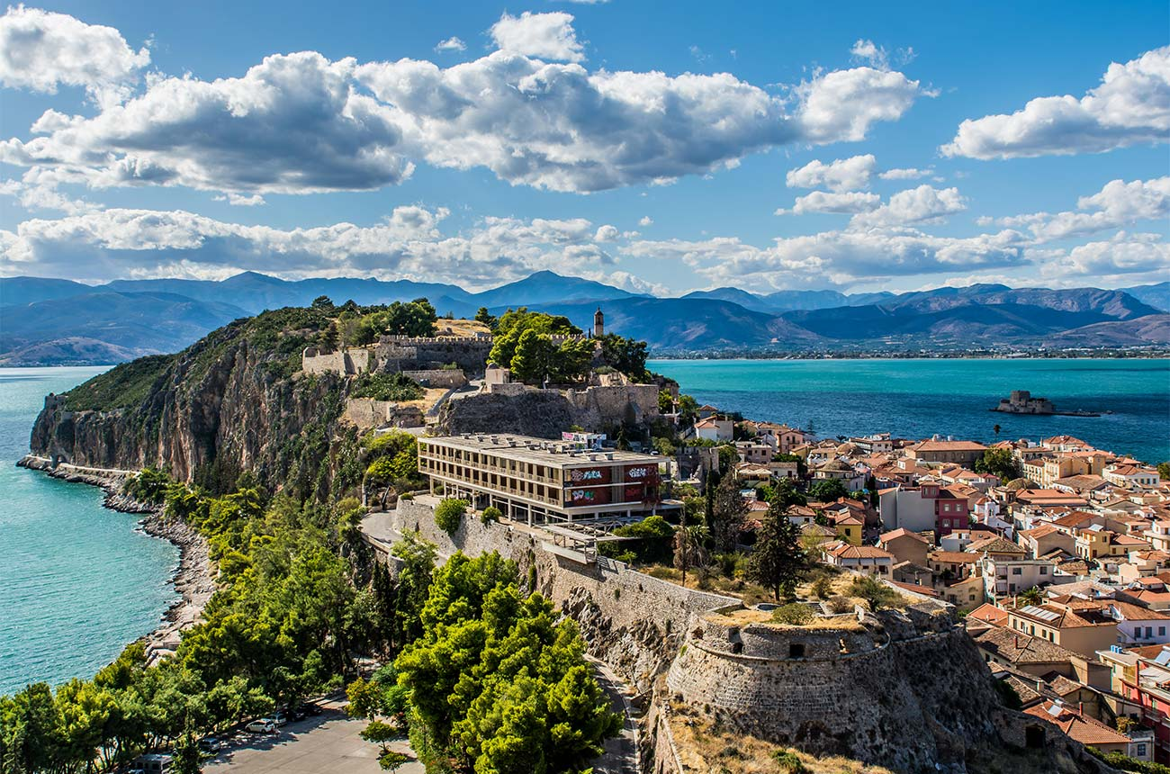 A wine lover's guide to The Peloponnese