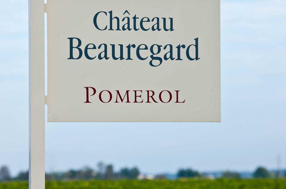 Château Beauregard wines