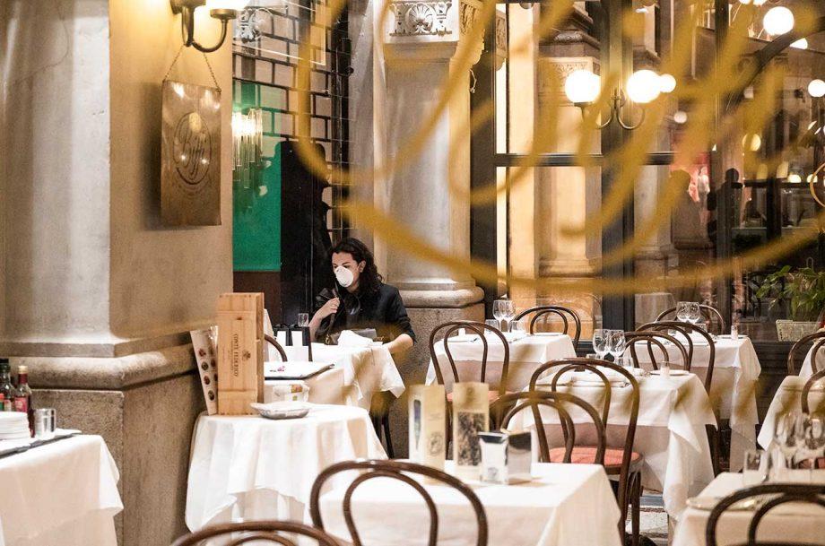 Covid-19 restaurants