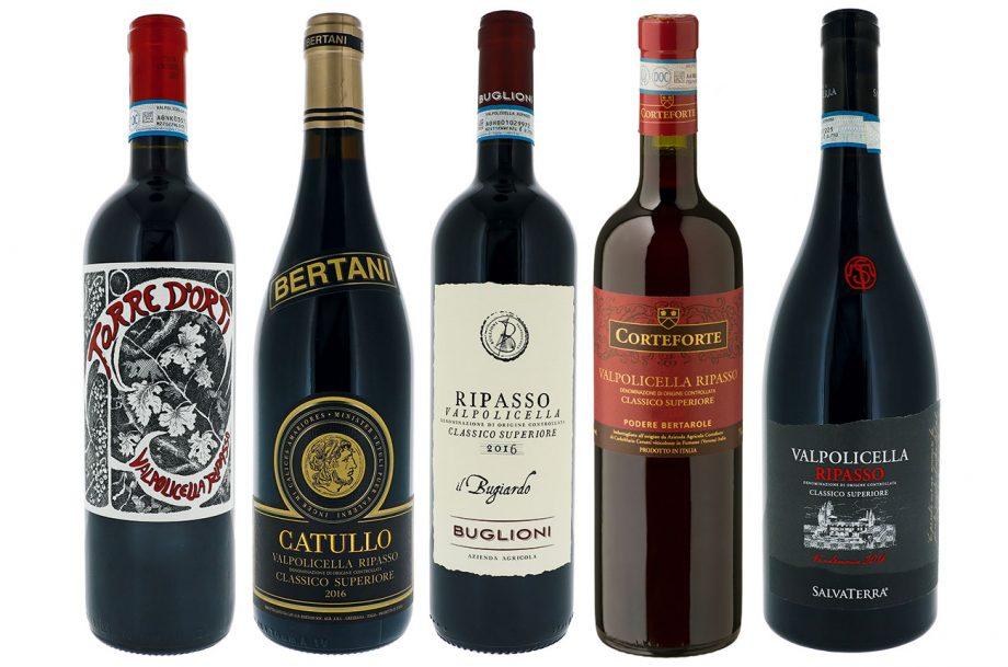 Valpolicella Ripasso wines