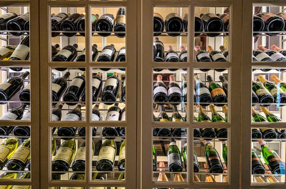 Restaurant wines
