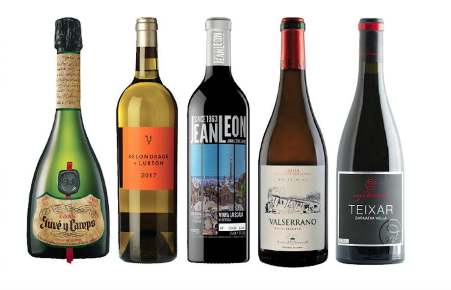 Ageing Spanish wines