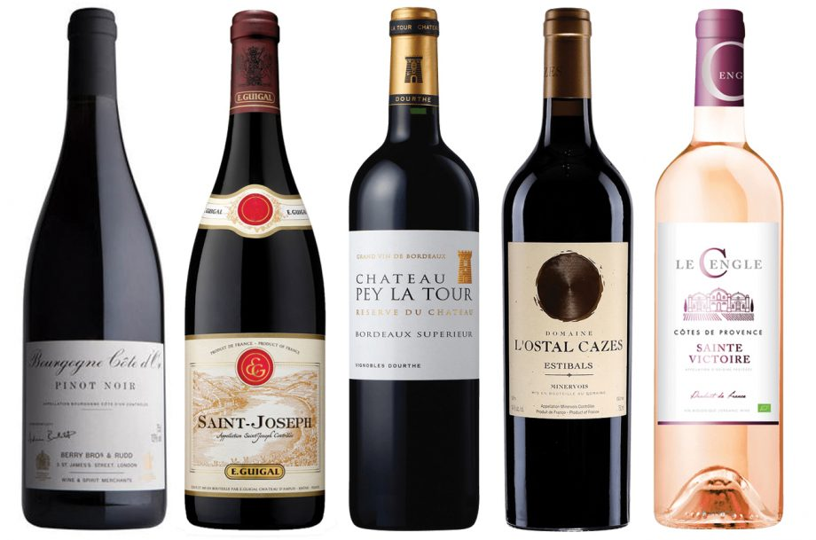 French red wine £20