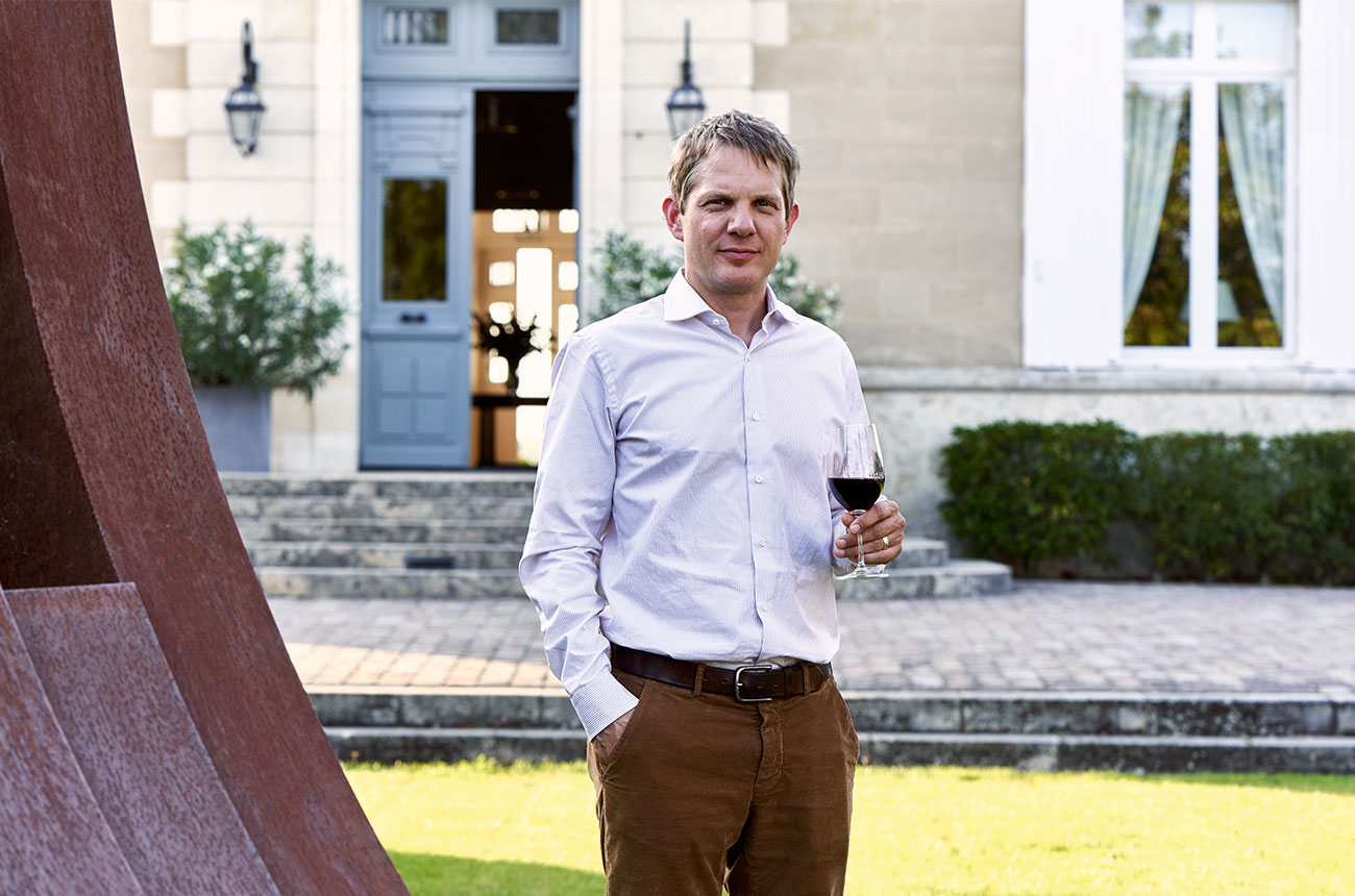 Chris Wilmers Chateau Haut-Bailly