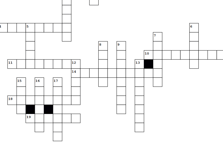 Wine Crossword