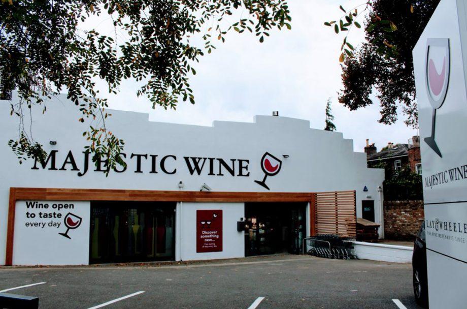 best Majestic wines