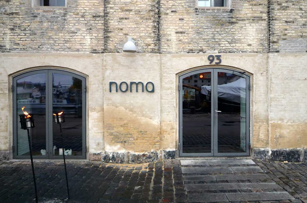 Renowned Noma restaurant to reopen as wine and burger bar