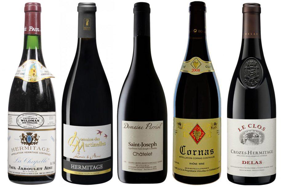 Northern Rhône vintages