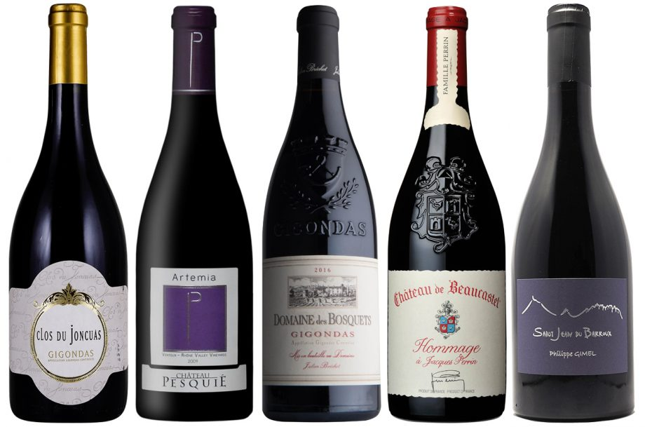 Southern Rhône vintages to drink now