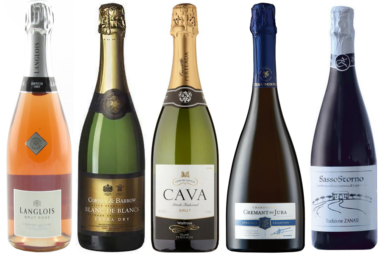 Best sparkling wines under £20: Tasted and rated - Decanter