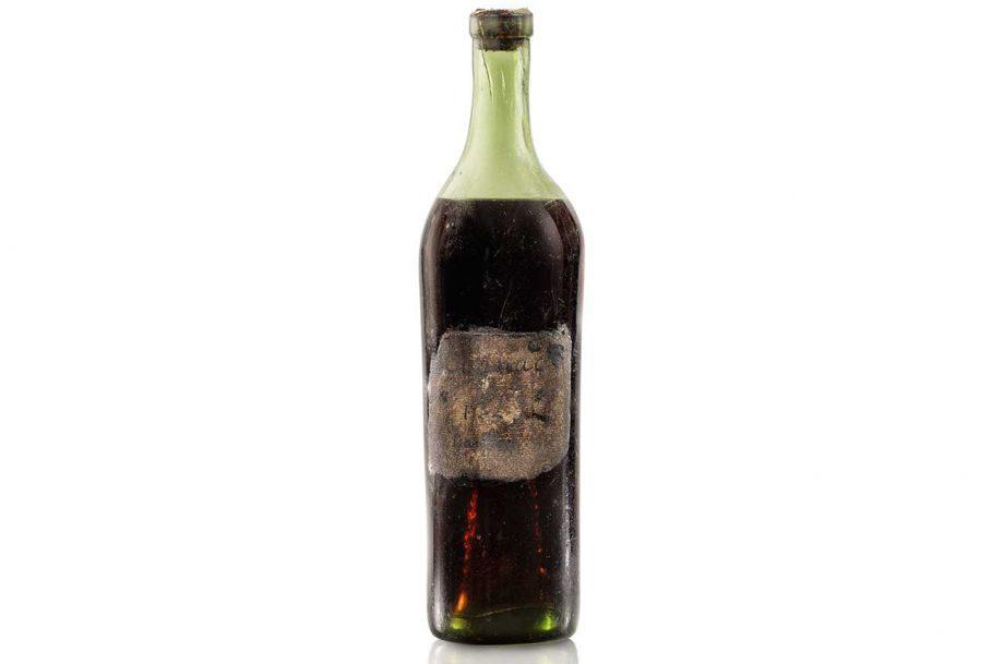oldest cognac auction
