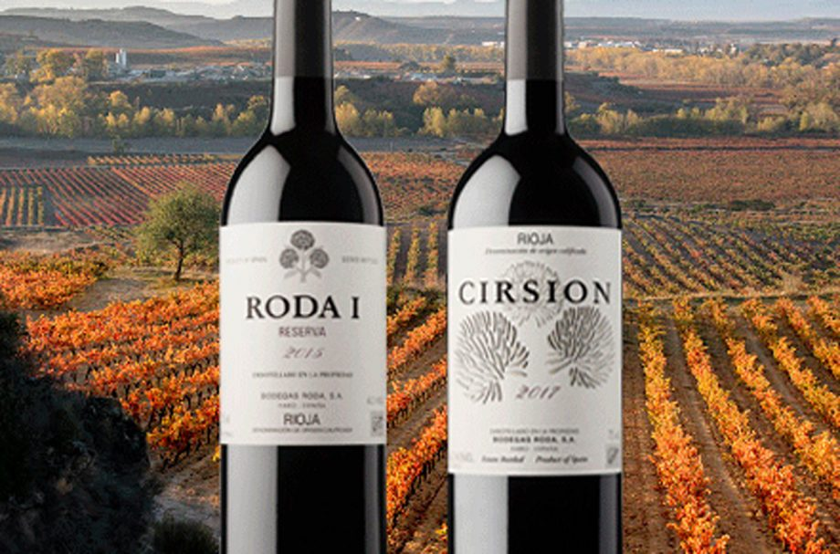 Roda Cirsion Rioja