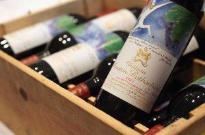Robert Parker's 100-point wines
