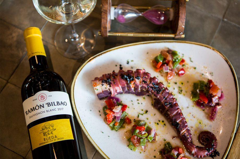 Ramon Bilbao Rueda wine