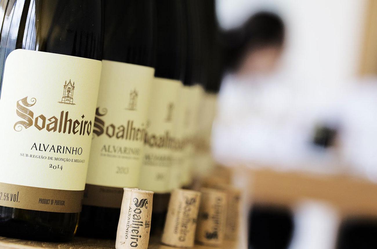 Vinho Verde vertical: aged Alvarinhos from Quinta de Soalheiro - Decanter