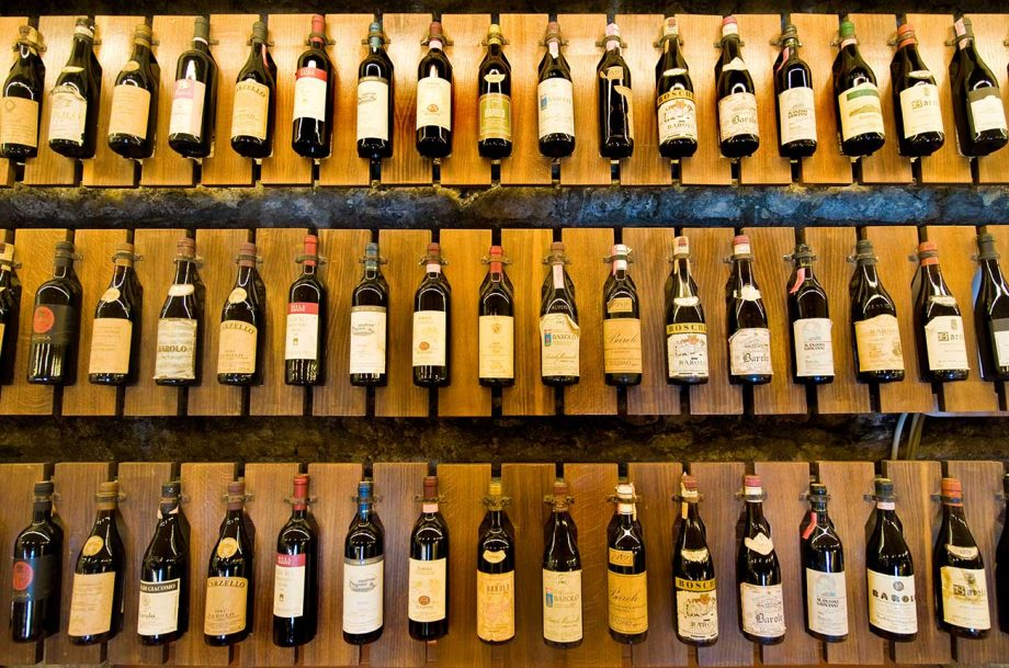 Piedmont wines 2020