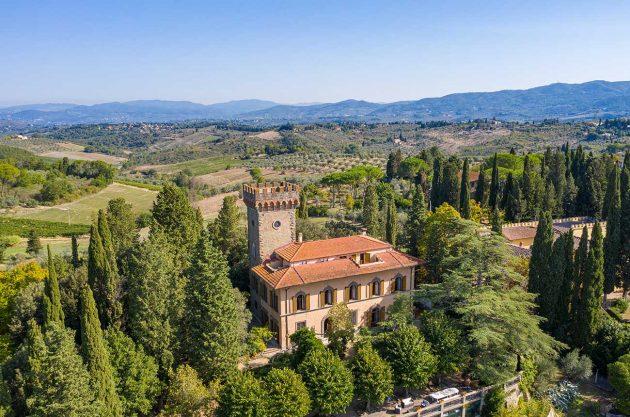 vineyard property tuscany