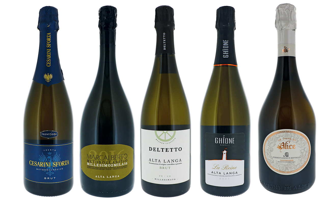 Traditional Method Italian sparkling wines: Panel tasting results - Decanter