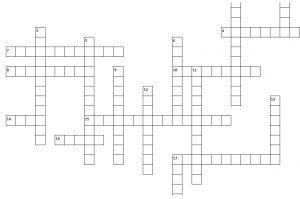 Italian Wine Crossword