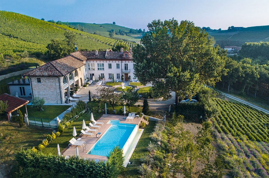 Wineries to visit in Piedmont: Langhe Country House