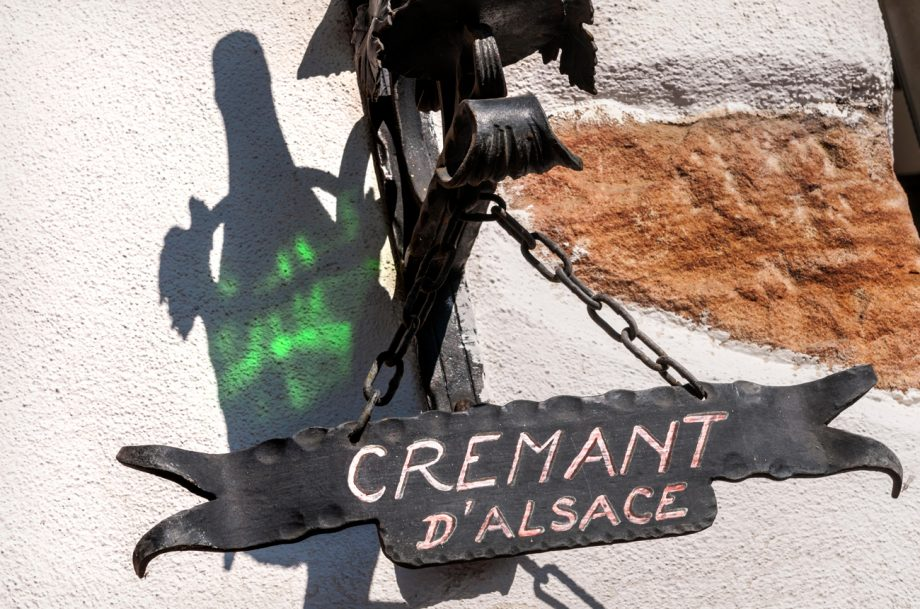 Cremant d'Alsace wines