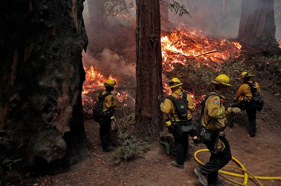 Fires california wine country 2020