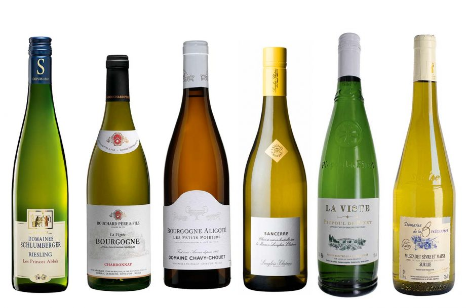 French white wines summer