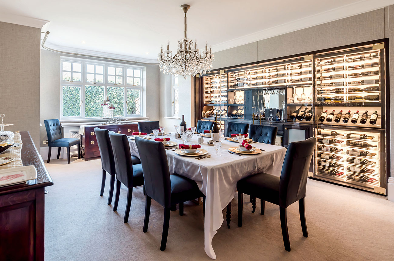 Wine Cellaring, Wine Pictures For Dining Room