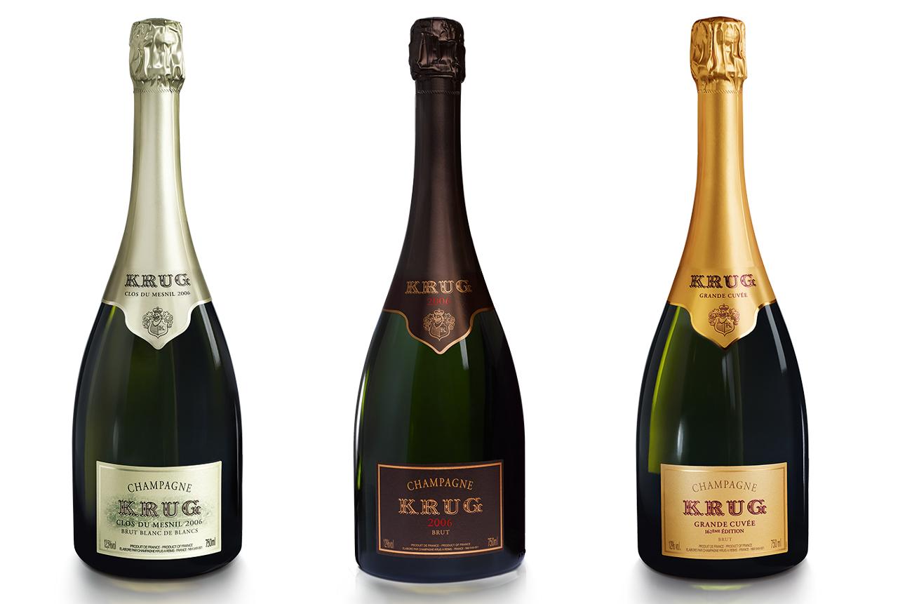 First taste: Krug 2006 vintage releases - Decanter Premium