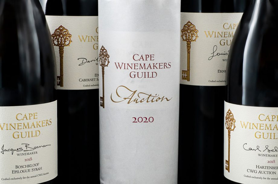 Cape Winemakers Guild 2020auction