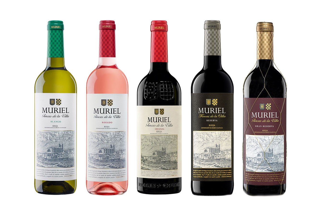 Muriel wines