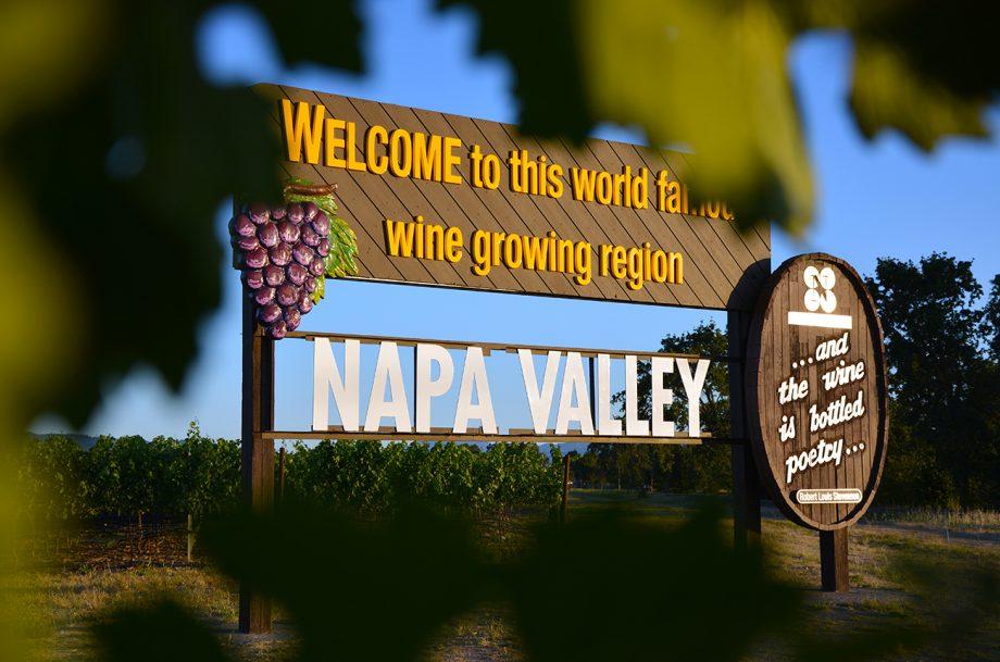 Napa Valley future releases