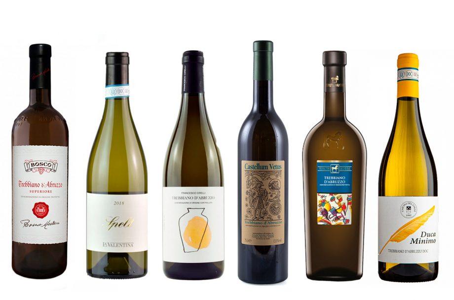 Trebbiano d'Abruzzo wines