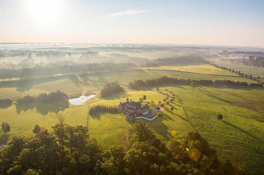 virginia estate sale, wine country