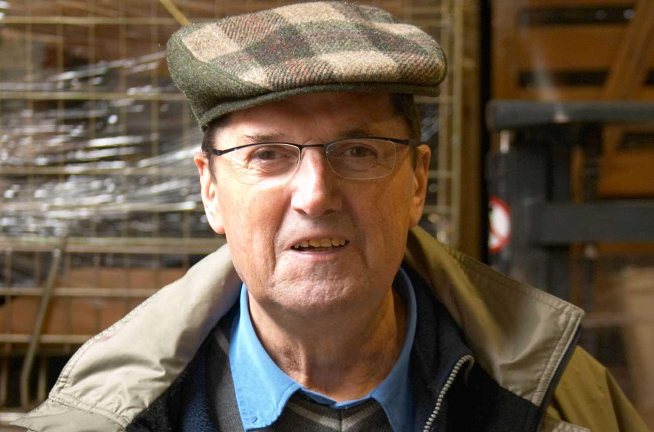 'Remarkable' Cornas winemaker Alain Voge dies
