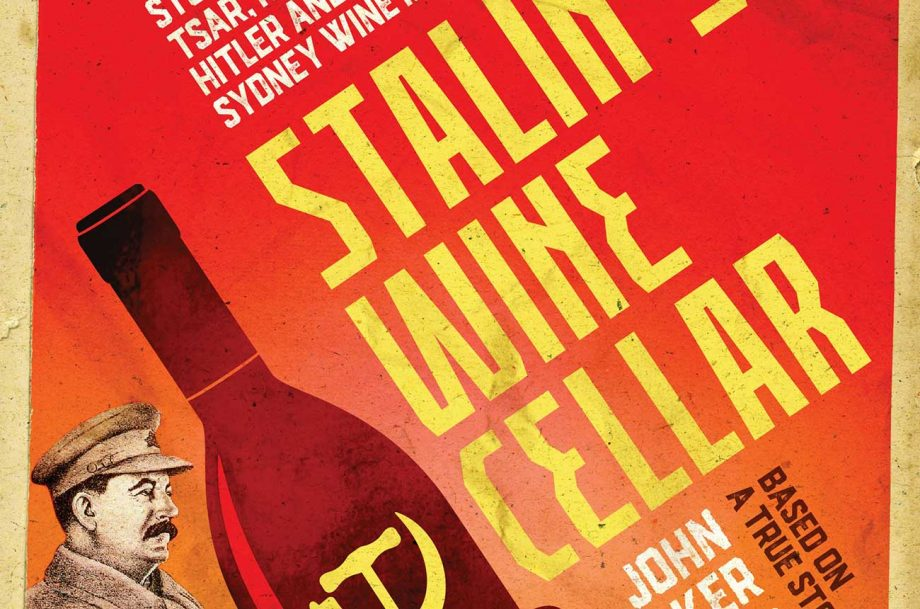 stalin wine cellar book