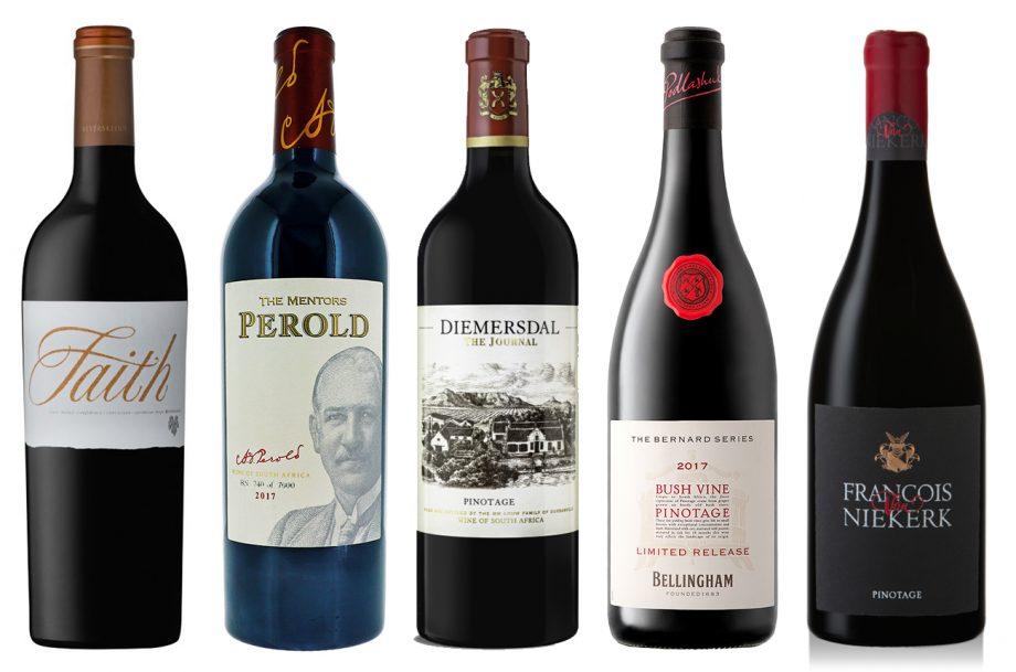 DWWA 2021 Top-Scoring Pinotage wines for International Pinotage Day