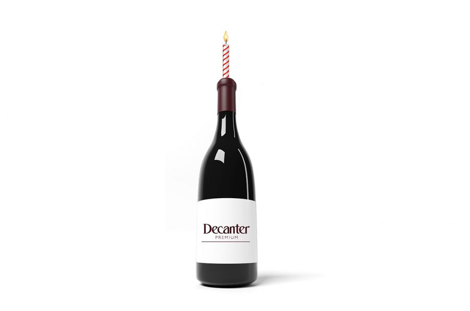 Decanter Premium anniversary, Decanter Premium Birthday