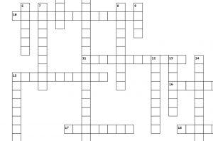 Sangiovese Crossword